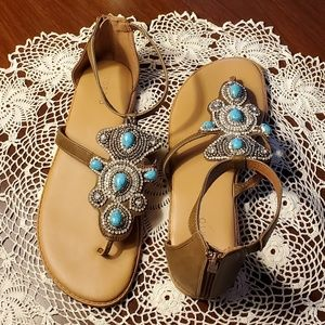 Women's Torrid Sandals Size 11